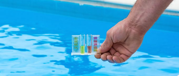 Trouble Free Pool Test Kit